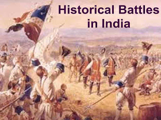 Indian war history date and results