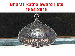 bharat ratna award winners