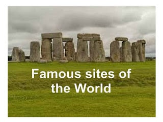 world famous places or famous landmarks in the world important gk