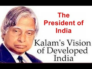 president of india list,Qualification, Election, Vacancy, Powers of The President.