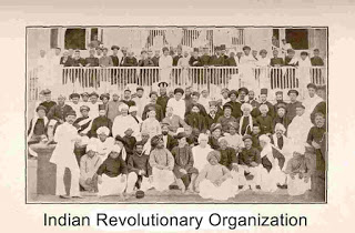freedom fighters of india Organization and abroad