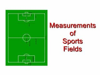 football field size