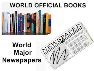 best newspapers in the world and world official books
