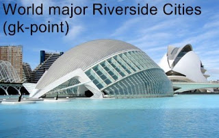 riverside cities in india