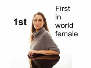 First Woman in the World
