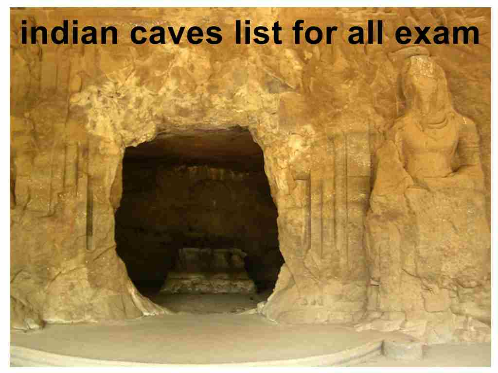 indian caves