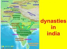 dynasties in india
