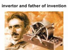 invertor and father of invention