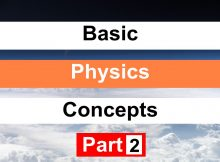 basic physics concepts