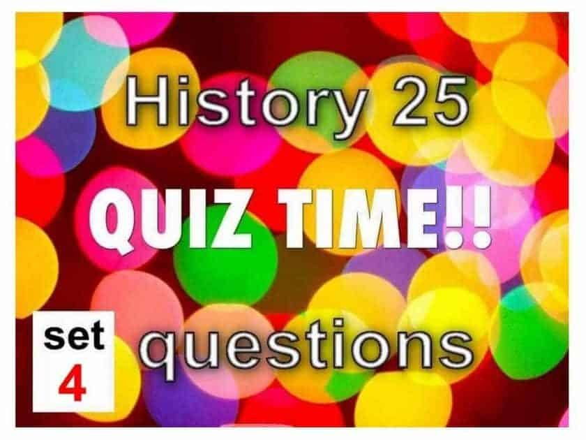 important gk questions history gk