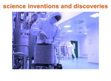 science inventions and discoveries
